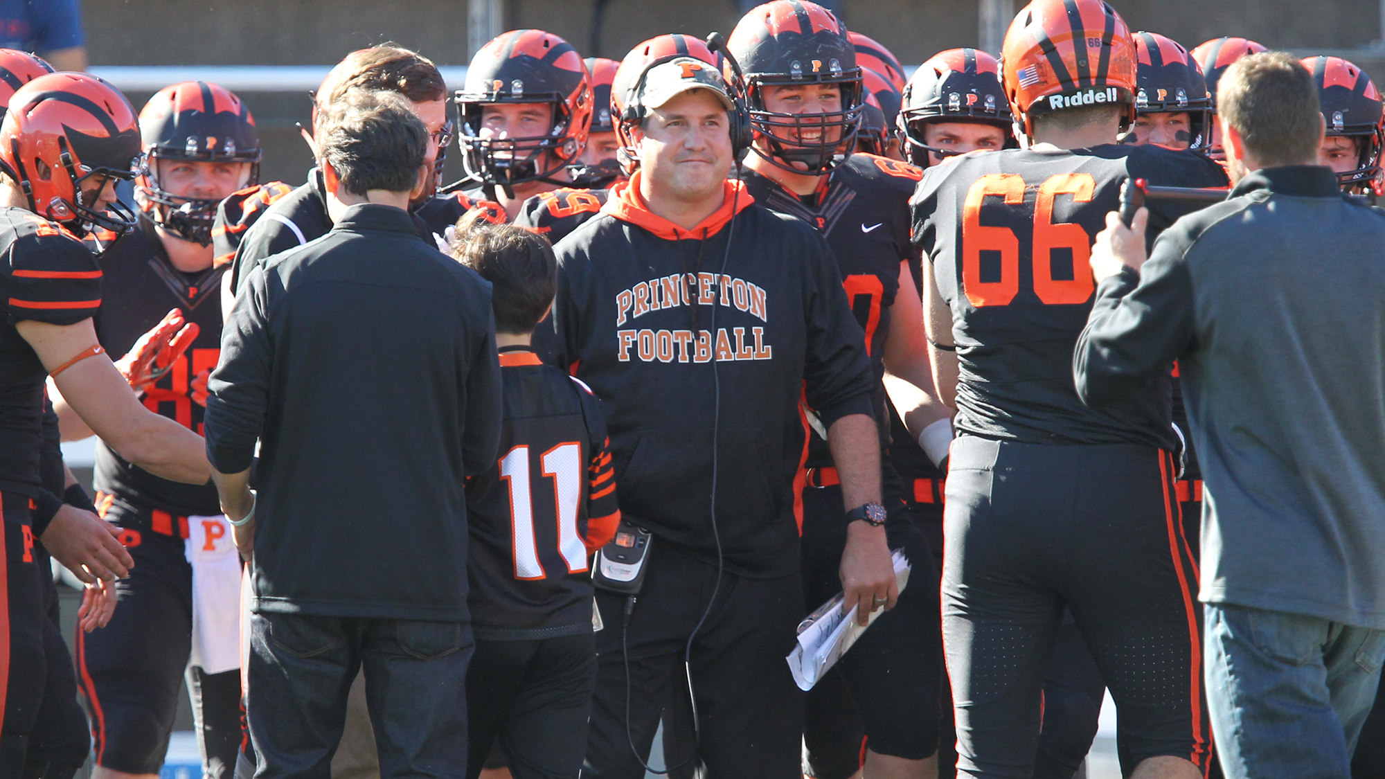 Football Friday: Coach Of The Year Finalist Bob Surace Previews Potential Championship Showdown