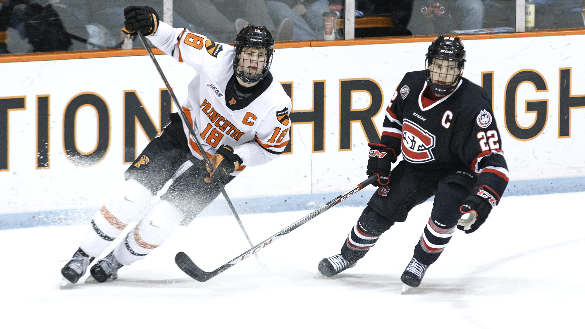 Image result for st cloud state hockey