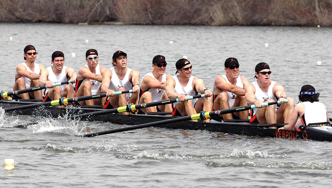 Princeton Sends Six To Under 23 World Rowing Championships