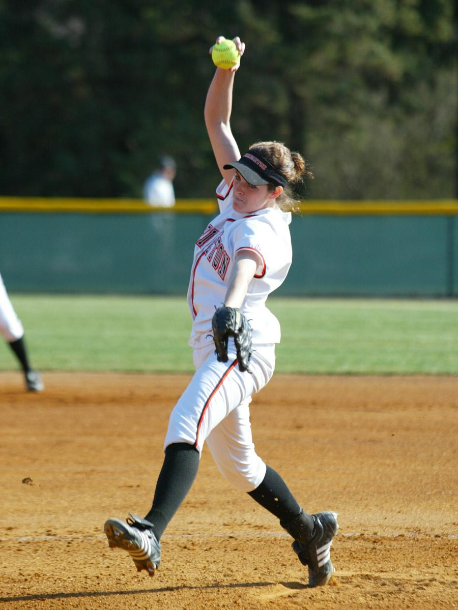 Ivy South Play Begins for Princeton Softball This Weekend at