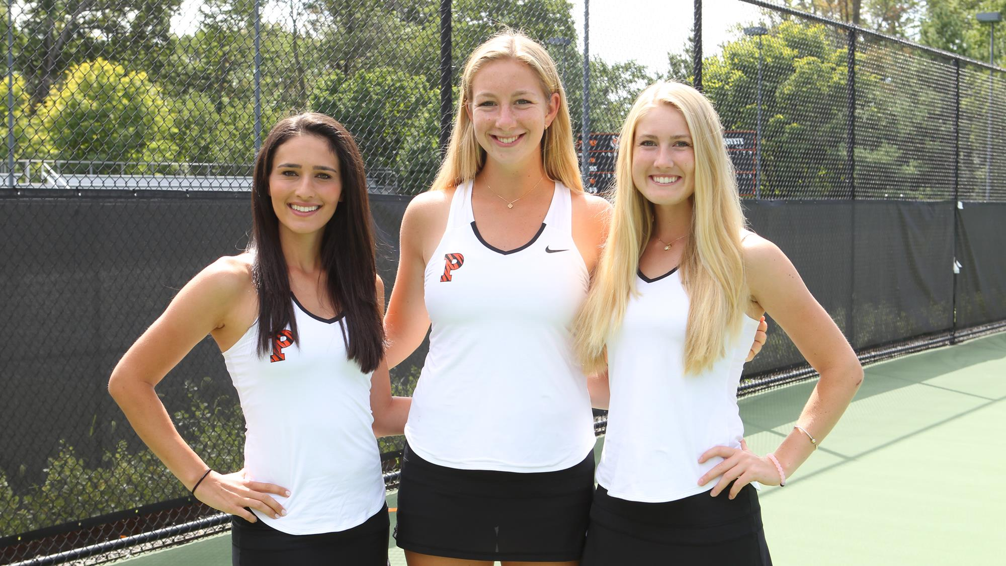As Battle for Ivy Title Continues, Women's Tennis Team to