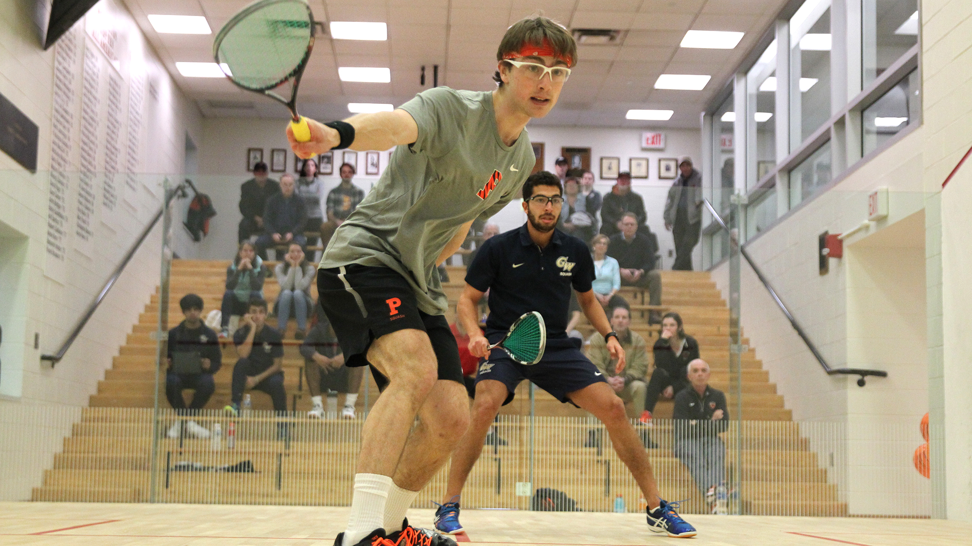 Princeton Squash Gets Big Opportunity In 2018 Finale At #9