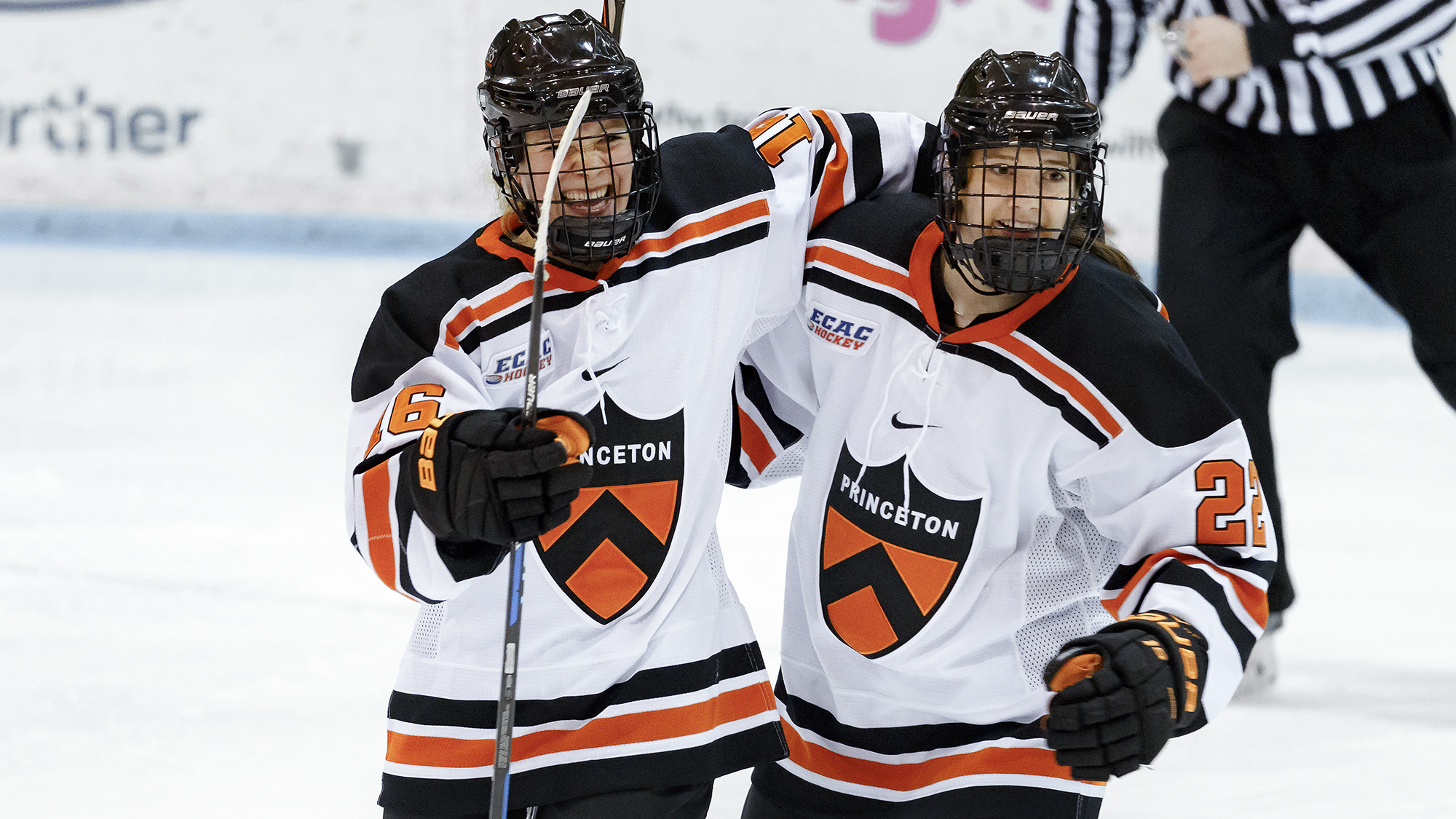 Princeton Ranked Fourth Connors Wins Ecac Hockey Player Of The Week