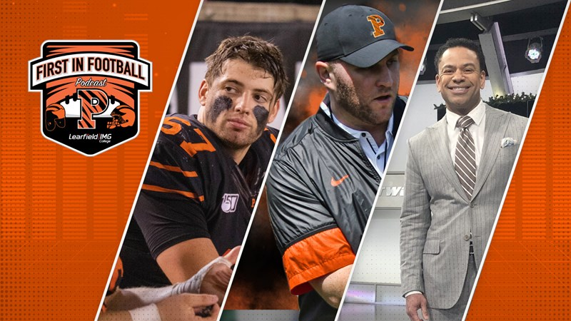 First in Football Podcast - Oct. 22 - Princeton University Athletics