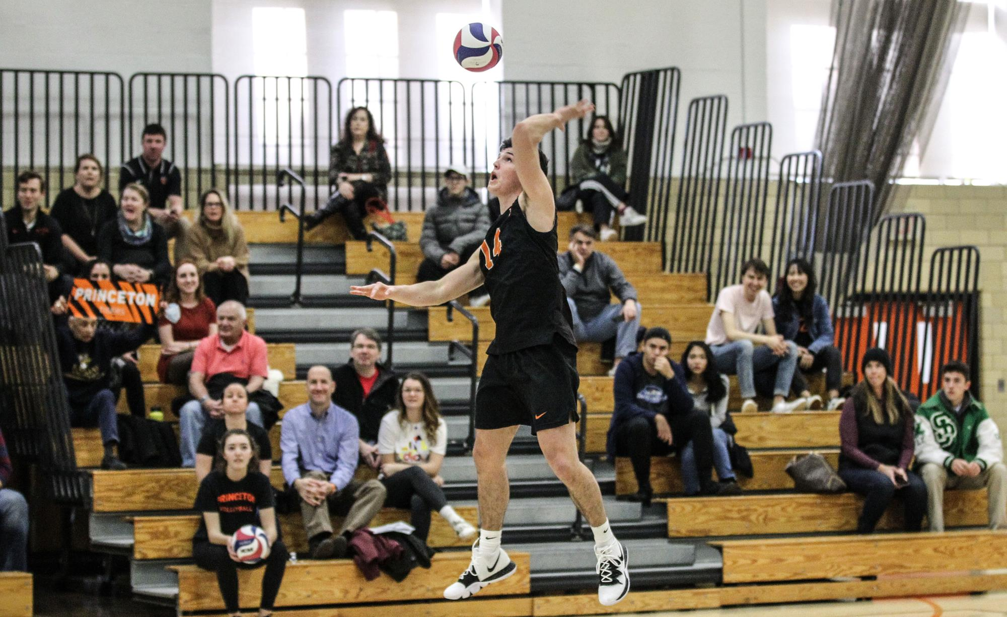 Men S Volleyball Maintains No 11 Ranking In Avca Top 15 Princeton University Athletics