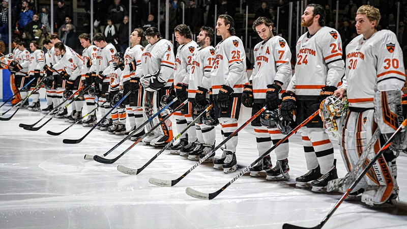 Men's Hockey Welcomes Six Skaters In Class Of 2024 - Princeton University Athletics